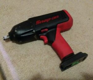 Snap On 1 2 Inch 18 Volt Impact Wrench Ct6850