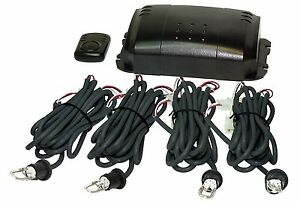 Streetglow Sgproskit Wireless Remote Pro Strobe Kit Upc 798696976081