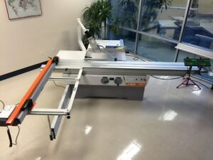 Casadei Xenia 30 10 5 Sliding Table Saw With Tigerstop Tigerfence