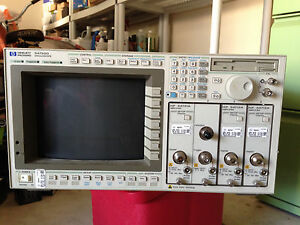 Hp Agilent 54720d 2ghz 4 Channel Real time Modular Monitro Needs To Be Repair