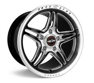 Mustang Race Star Rsf 1 15x10 5x4 50 7 25bs Polished Forged Wheel Free Ship