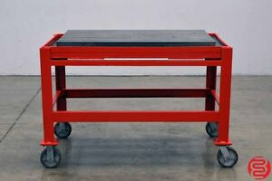 Cast Iron T slotted Welding Table Layout Plate Fixture 29 X 45