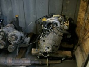 Porsche 944 Engine Motor Complete As Shown Perfect Running Condition