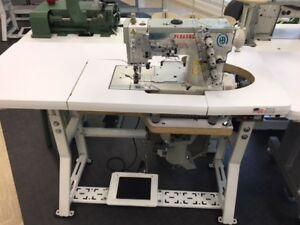 Pegasus Coverstitch W3562p 01gx364bs ut2e Sewing Machine With Xlg554 10y Motor