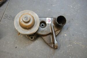 1937 1948 Ford Flathead V8 Water Pump Right Side Oem Refurbished