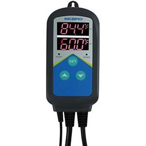 Temperature Controllers Digital Outlet Heat Day Night For Brewing Aquarium Mat