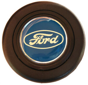 Ford Emblem Oba Sports Steering Wheel Replacement Horn Button