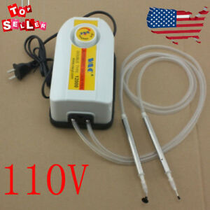 110v Ic Smd Bga Chip Pick Up Tools Pump Vacuum Suction 2pen Placement Machine