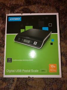 Dymo Usb 10lb Digital Postal Scale New Free Shipping 1772057