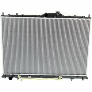 Radiator For 2004 2008 Mitsubishi Endeavor 3 8l 6cyl Gas Engine W Towing Package