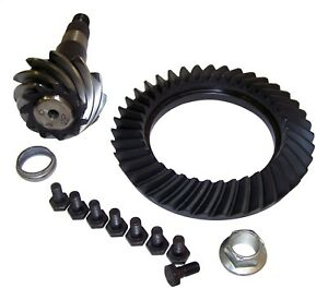 Differential Ring And Pinion ring And Pinion Set Rear Crown 83504376