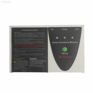 85ff Latest Version Hds Scanner For Honda Hds Him Diagnostic With Double Board