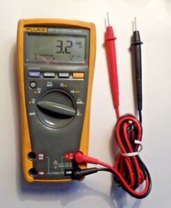 Fluke 177 True Rms Multimeter 34580287