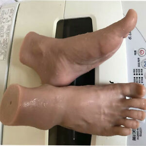 Male Foot Mannequin Foot Model Shoes Display Size Bone structure 42 A583