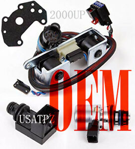 47re Solenoid Kit 4pc 2000up Dodge Ram 2500 3500 V10 8 0l 5 9l Lifetime Warranty