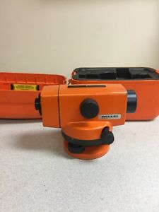 Wild Heerbrugg Automatic Level Na0 For Surveying