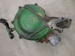 John Deere 8650 Water Pump Assembly With Pulley R75917