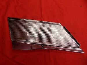 Used 61 62 63 Ford Galaxie Tbird Rh Rear Inside Roof Ornament C1sb 63517a00 A