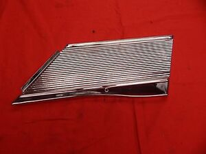 Used 61 62 63 Ford Galaxie Tbird Lh Rear Inside Roof Ornament C1sb 63517a01 A