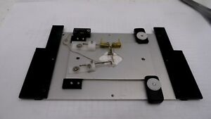Microscope Stage Adapter Heated Perfusion Insert 6 X 3 Outer Dimensions