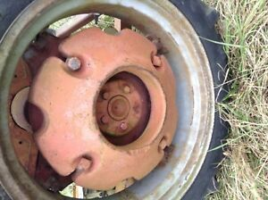 Farmall Sa 140 100 Rear Wheel Weights