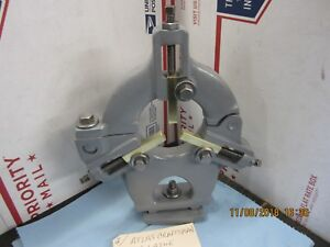 Atlas Craftsman 10 Lathe Steady Rest 10 326t 10 326b W Clamp 9 7