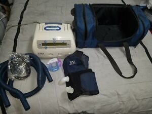 Hill rom the Vest Airway Clearance System 105 21 7 Hrs Complete Sz Md Vest