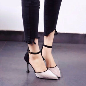 New Long Female Foot Model Silicone Foot Mannequin Shoes Display Size A419