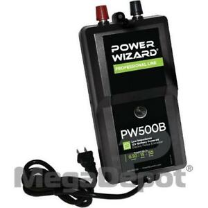 Power Wizard Pw500b 12v Battery Electric Fence Charger