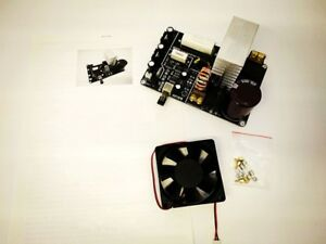 Integrated Drsstc Driver Board Transistor Dual Resonant Music Tesla Coil