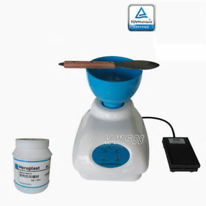 Zoneray Dental Alginatedie Stone Mixer Semi automatic Alginate Mixer Hl ymc