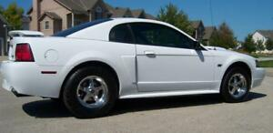 Mustang Race Star 92 Drag Star Polished 15x10 5x4 50 6 25bs Free Shipping New
