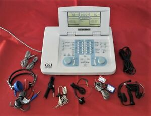 Grason Stadler Gsi 61 Diagnostic Clinical Audiometer Two Channel