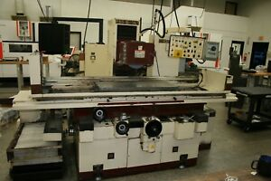 Chevalier Fsg 1640ad Surface Grinder 16 X 40 Automatic Grinding Machine
