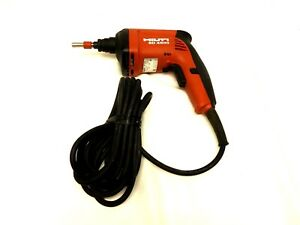 Hilti Sd4500 Corded Drywall Screwgun