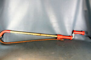 Ridgid K 6 Toilet Auger 6 foot Toilet Auger Snake With Bulb Head To Clear