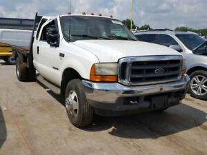 01 03 Ford F250sd Pickup Manual Transmission 6 Speed 8 445 4wd 1502989