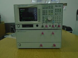 Keysight Agilent Hp 89441a Vector Signal Analyzer Loaded With Options Works