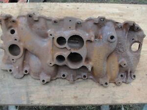 69 70 3955287 C 8 70 Dated Intake Manifold Corvette Chevelle 402 454 300 365hp