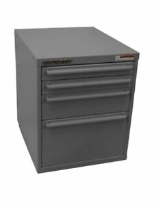 Equipto 4262h Steel Modular Drawer Cabinet 200 Lbs Drawer Capacity 22 1 2 W X