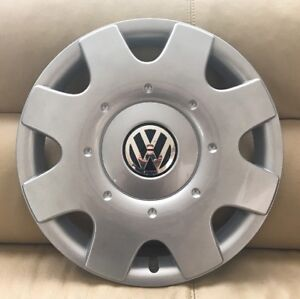 New 98 01 Volkswagen Beetle 99 02 Jetta 16 Hubcap Wheel Cover