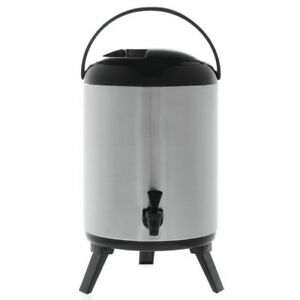 9 5 Liter Insulated Stainless Steel Coffee Beverage Dispenser Christmas Gift