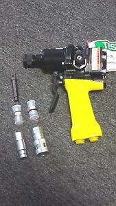 Stanley Id07810 Hydraulic Impact Wrench Drill 7 16 Quick Change Chuck