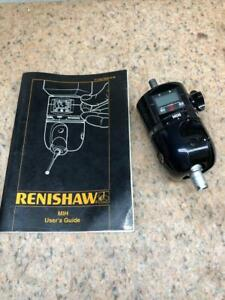 Renishaw Mih Cmm Touch Probe With Manual