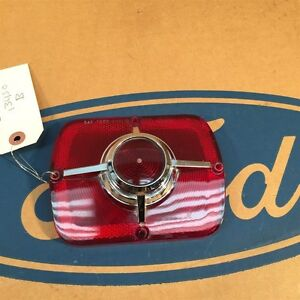 65 Fairlane Wagon Nos Ford C5oz 13450 b Lens Tail Light