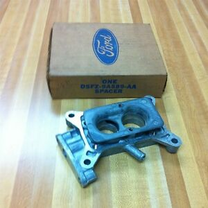 D5fz 9a859 Aa Carburator Spacer 1974 74 1975 75 1976 76 Mustang Nos Ford