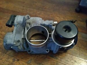 1998 Jaguar Xjr Xkr Supercharged Throttle Body Assembly Tested