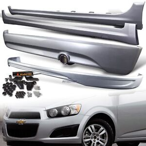 2012 2016 Chevy Sonic Body Kit Sound Effect Performance Special Offer