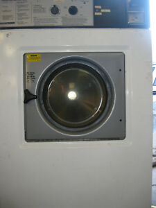 50 Lb Wascomat W185 Commercial Washer Good Used 3 Phase 208v Opl coin