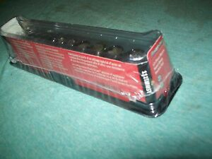 New Snap On 1 4 Drive 5 Thru 15 Mm 6pt Semideep Socket Set 112tmmsy Sealed